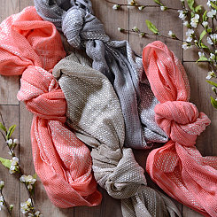 Hello Lovely Infinity Scarves