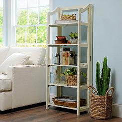 Ivory Folding Shelf