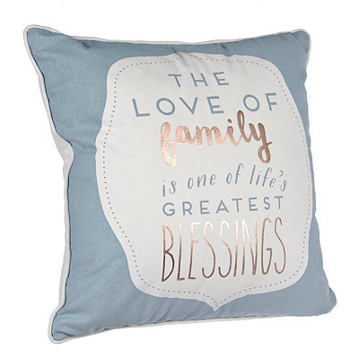 The Love of Family Pillow