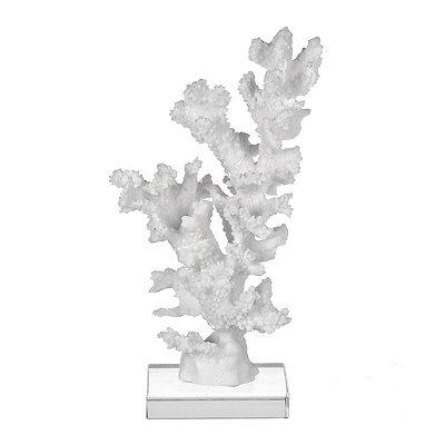 White Coral Statue