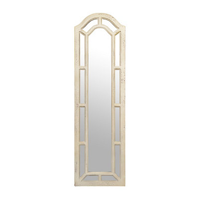 Diana Ivory Full Length Mirror