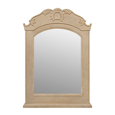 Kate Ornate Wooden Mirror