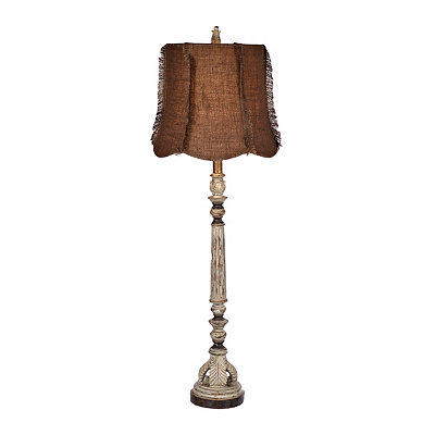 Vactesse Cream Buffet Lamp