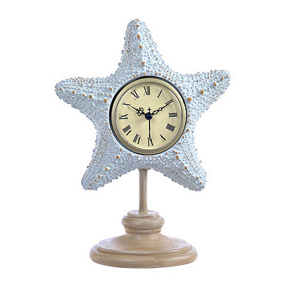 Starfish Tabletop Clock