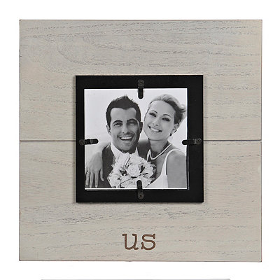 Us Wood Plank Picture Frame, 5x5