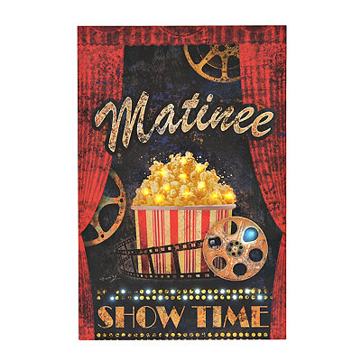 Matinee LED Canvas Art Print