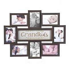 Grandkids 8-Opening Collage Frame
