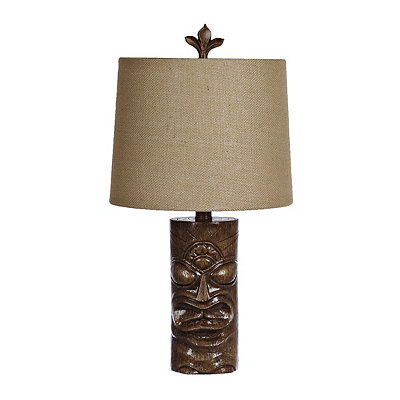 Tiki Time Table Lamp