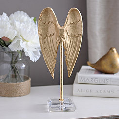 Golden Wings Finial