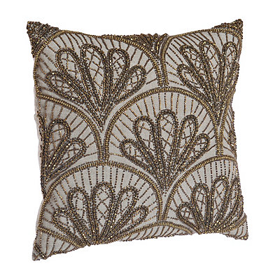 Gold Ayallah Pillow