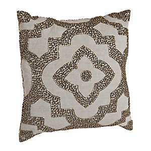 Katia Taupe Pillow