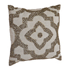 Katia Taupe Pillow