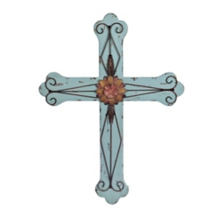 Decorative Crosses For Wall crosses - wall crosses - decorative cross | kirklands