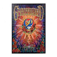 Grateful Dead Framed Art Print