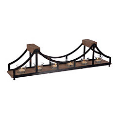 Suspension Bridge Candle Runner