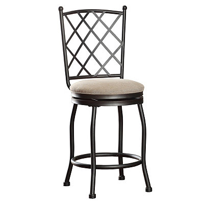 Tristan Metal Counter Stool