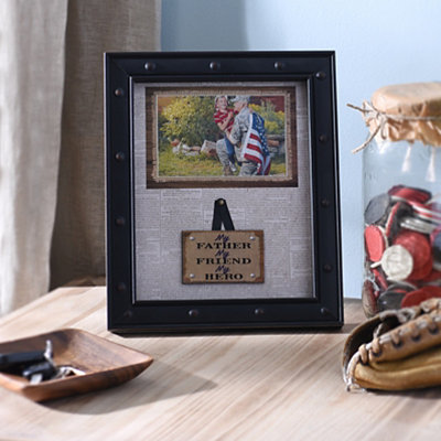 My Father My Friend My Hero Picture Frame, 4x6