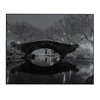 Gapstow Bridge Framed Art Print
