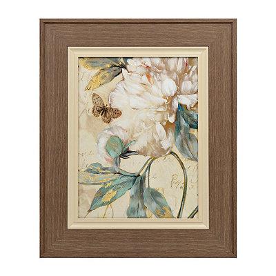 Rustic Elegance II Framed Art Print