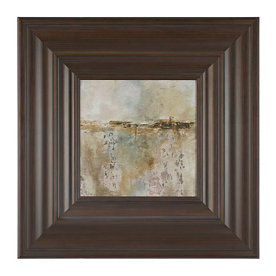 Antique Abstract Framed Art Print