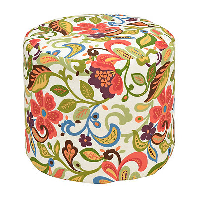 Wildwood Outdoor Pouf