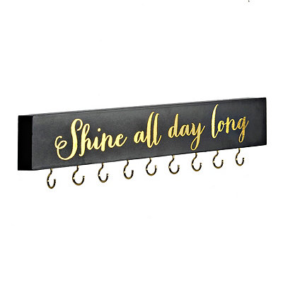 Shine All Day Long Jewelry Holder