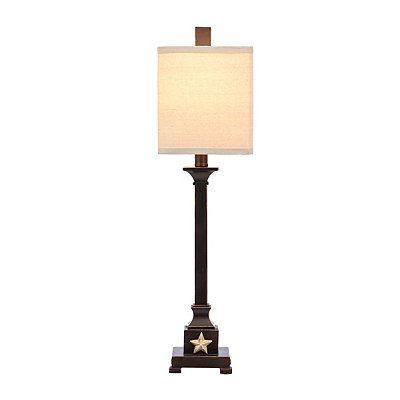 Western Star Table Lamp