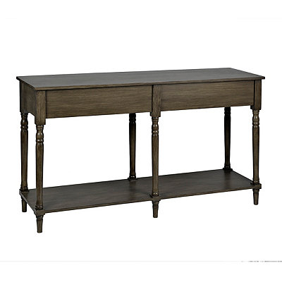Washington Double Console Table