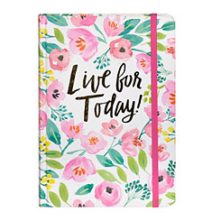 Live for Today Journal