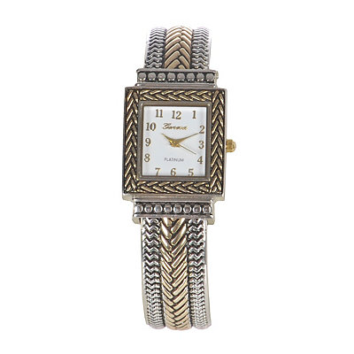 Whittington Women's Square Cuff Watch