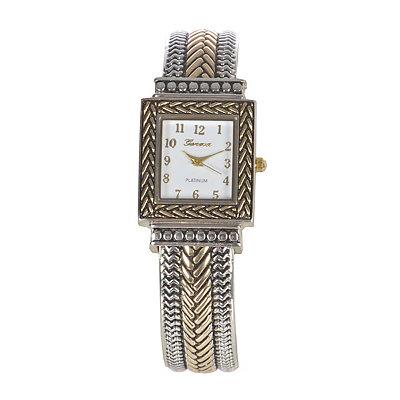 Whittington Women's Square Cuff Watch