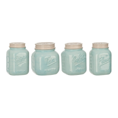 kitchen canisters amp canister sets kirklands kitchen canisters amp canister sets kirklands