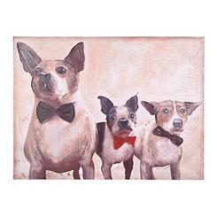 Three Amigos Canvas Art Print
