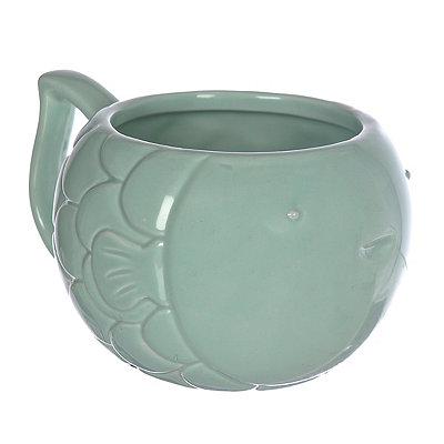 Aqua Fish Mug
