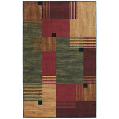 Alliance Nylon Print Area Rug, 5x8