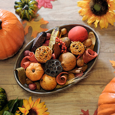 Autumn Pumpkin Spice Potpourri