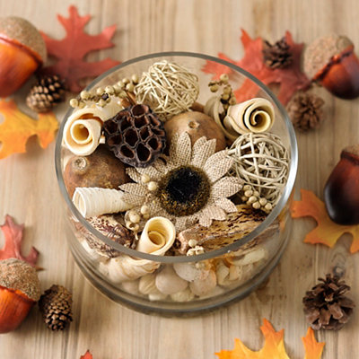 Harvest Sunflower Spice Potpourri