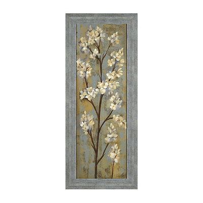 Almond Branch I Framed Art Print
