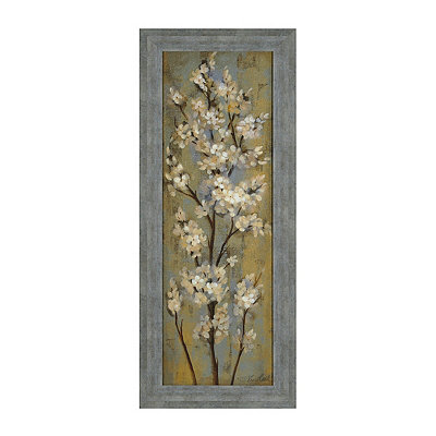 Almond Branch II Framed Art Print