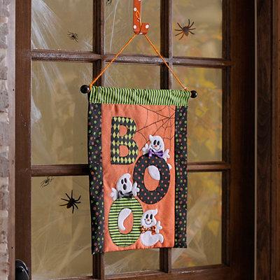 Halloween Boo Wall Hanger