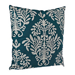 Blue Heather Pillow