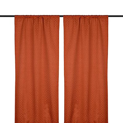 Spice Rutland Curtain Panel Set, 96 in.