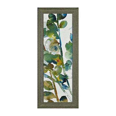 Fall Leaves I Framed Art Print