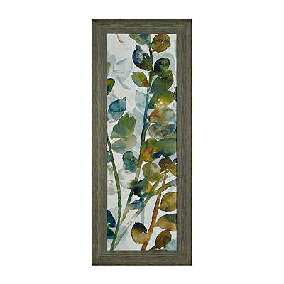 Fall Leaves II Framed Art Print