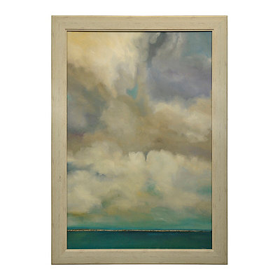 On the Water Framed Art Print