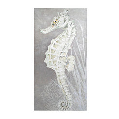 Seahorse I Canvas Art Print