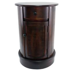Vintage Cherry Side Cabinet