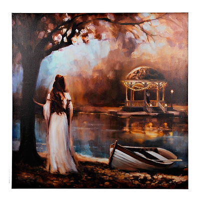 Foresight Canvas Art Print