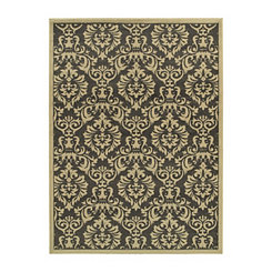Damask Bailey Area Rug, 5x8