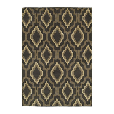 Geometric Bailey Area Rug, 7x9